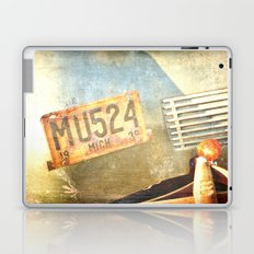 Michigan 1939 Laptop & iPad Skin