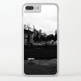 London 5 Clear iPhone Case