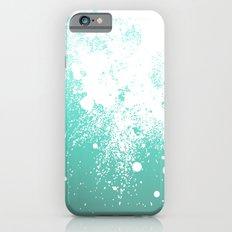 Splattered Ombre iPhone 6s Slim Case