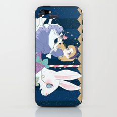 Carousel: World of My Own iPhone & iPod Skin