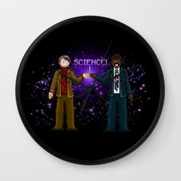 Ode to The Cosmos Wall Clock