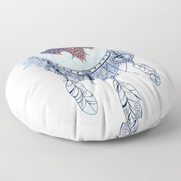 Weird Dreams Floor Pillow