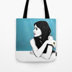 FIONA APPLE IDLER WHEEL Tote Bag