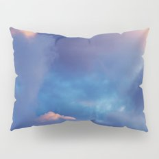 Cotton Candy Clouds Pillow Sham