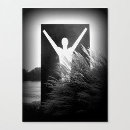 Death and Resurrection of the Heart Canvas Print