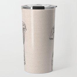 Effects of Corseting Travel Mug