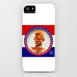 45, In Peach iPhone Case