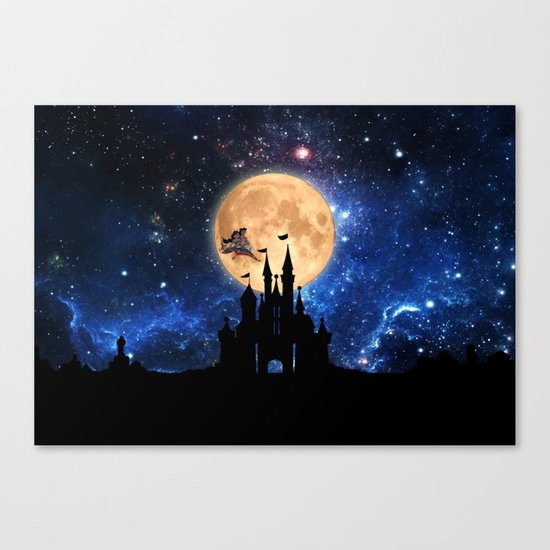 ARABIAN NIGHT Canvas Print