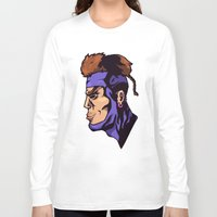 xmen Long Sleeve T-shirts featuring x23 by jason st paul