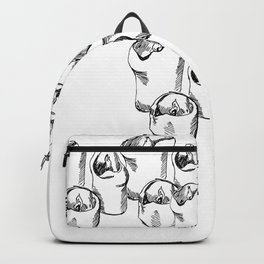 By candle light Backpack