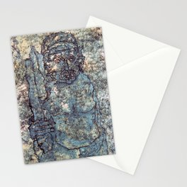 Clubwoman Stone Temple Stationery Cards