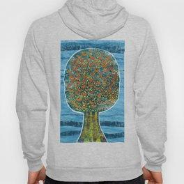 Tree and Birds Hoody