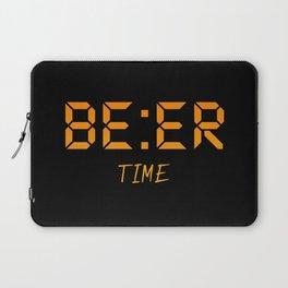 Beer time Laptop Sleeve