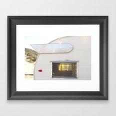 trailor  Framed Art Print