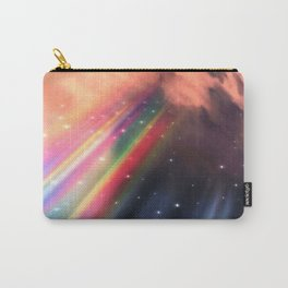 Under The Rainbow Sky Carry-All Pouch