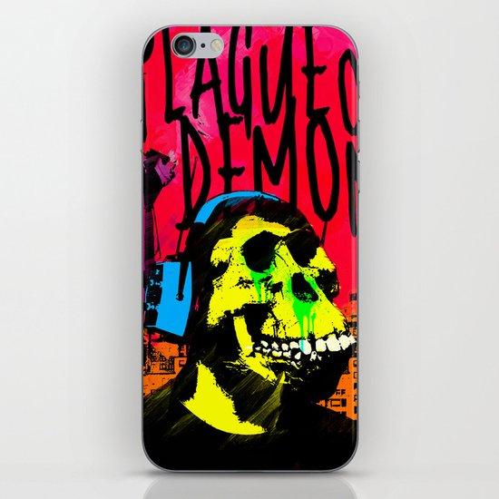 Plague of demons iPhone & iPod Skin