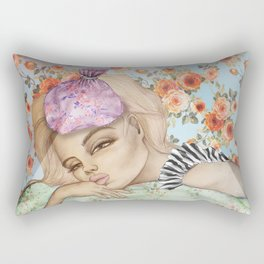 bed-head Rectangular Pillow