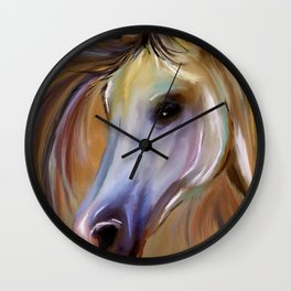 Misson Horse Wall Clock