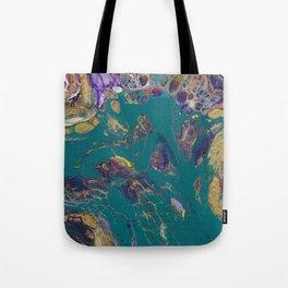 Turquoise Dream Tote Bag