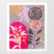 Joy 2 Art Print