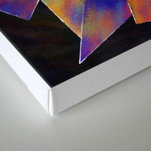 Volsopolis - forgotten future Canvas Print