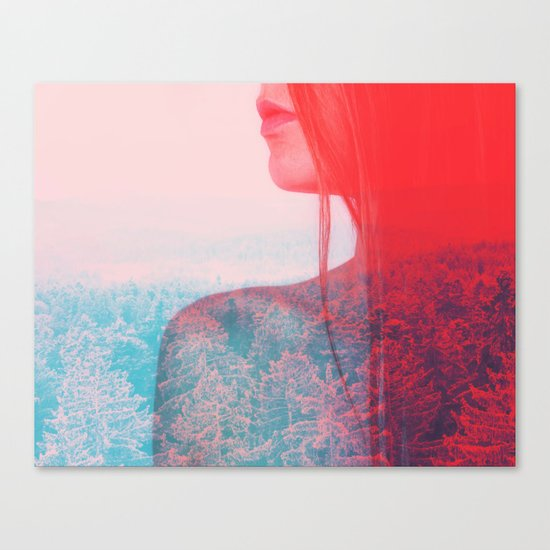 Alter Ego #society6 #decor #buyart Canvas Print