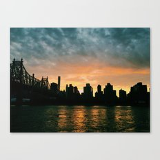 From Queens  Canvas Print