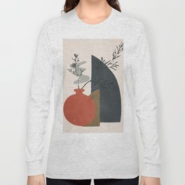 Abstract Elements 12 Long Sleeve T-shirt