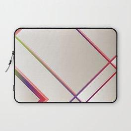 Rainbow Grids Laptop Sleeve