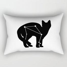 libra cat Rectangular Pillow
