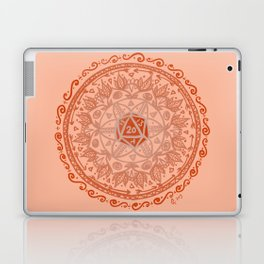 d20 Mandala Laptop & iPad Skin
