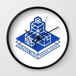 Temporal Vortex (Chrono Cross) Wall Clock