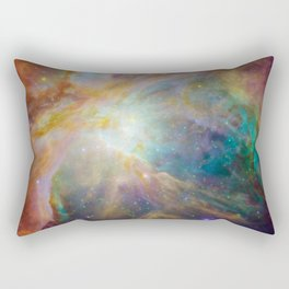 878. Chaos at the Heart of Orion Rectangular Pillow