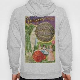 Vintage poster - Vaughan's Seed Store Hoody