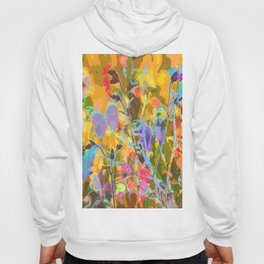 Butterflies flying in meadow - lovely colors and details - summer mood Hoody