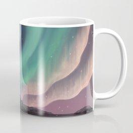 Aurora Bearealis  Coffee Mug