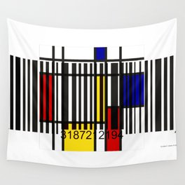 Barcode 004 Wall Tapestry