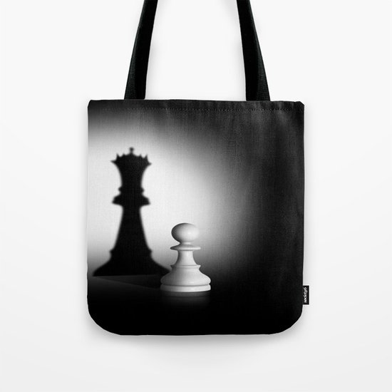 Pion Chess Tote Bag