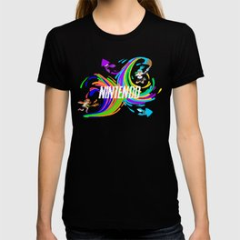 Pixel Splatoon T-shirt
