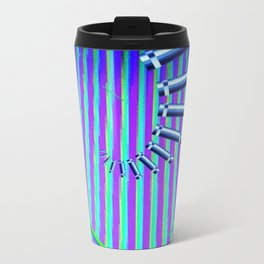 DOS Prompts and Dream Scapes Metal Travel Mug