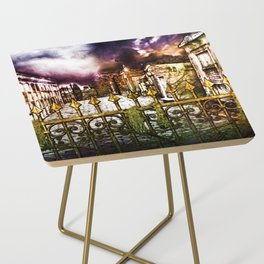 New Orleans cemetery Side Table