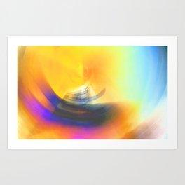 colorline Art Print