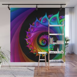 life is colorful -1- Wall Mural