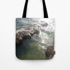 tide pools Tote Bag