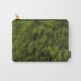 Evergreen Shrub Carry-All Pouch