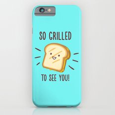 Cheesy Greetings! iPhone 6s Slim Case