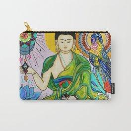 Buddha Freedom Nirvana Carry-All Pouch