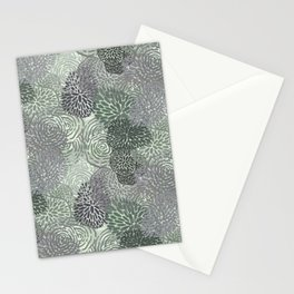 Green Growths Stationery Cards