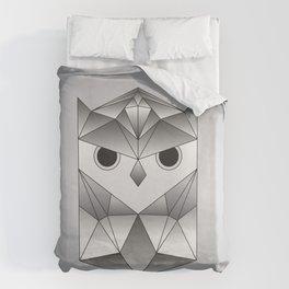 Owl. Duvet Cover