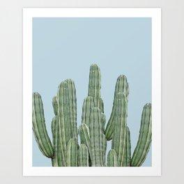 Modern Cactus Art Prints Society6
